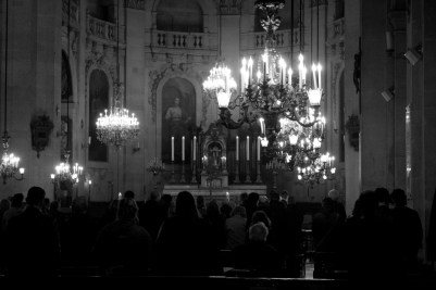 We pray | Alfonso Ponce