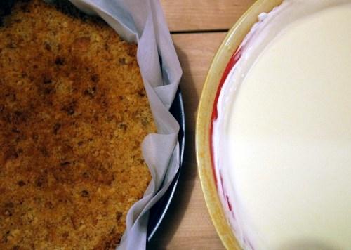deux parties recette cheesecake new york