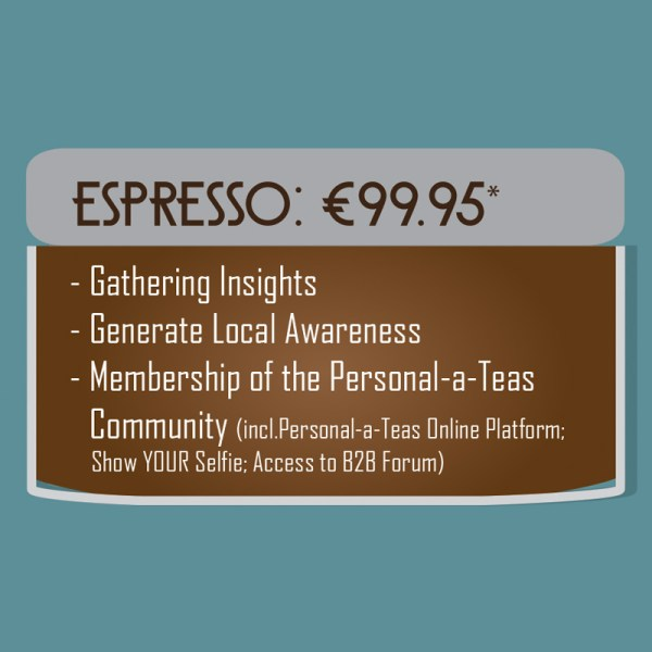 Espresso Subscription | Je Suis Personality