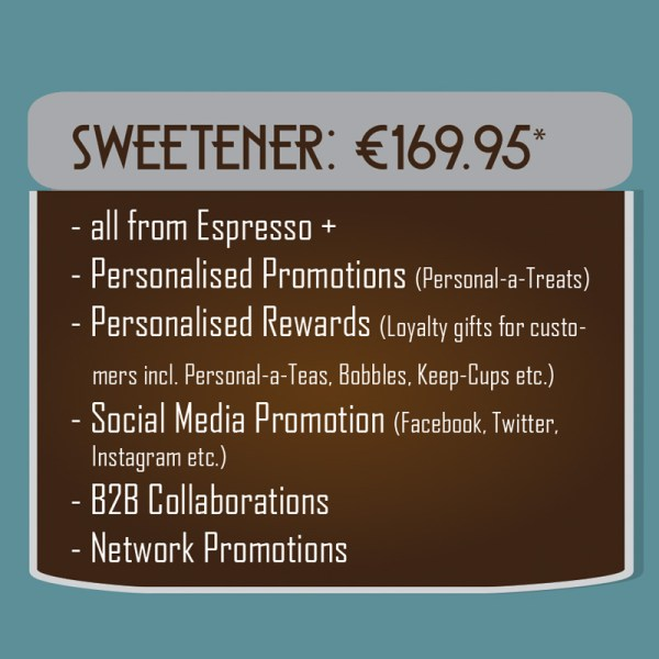 Sweetner Subscription   Je Suis Personality