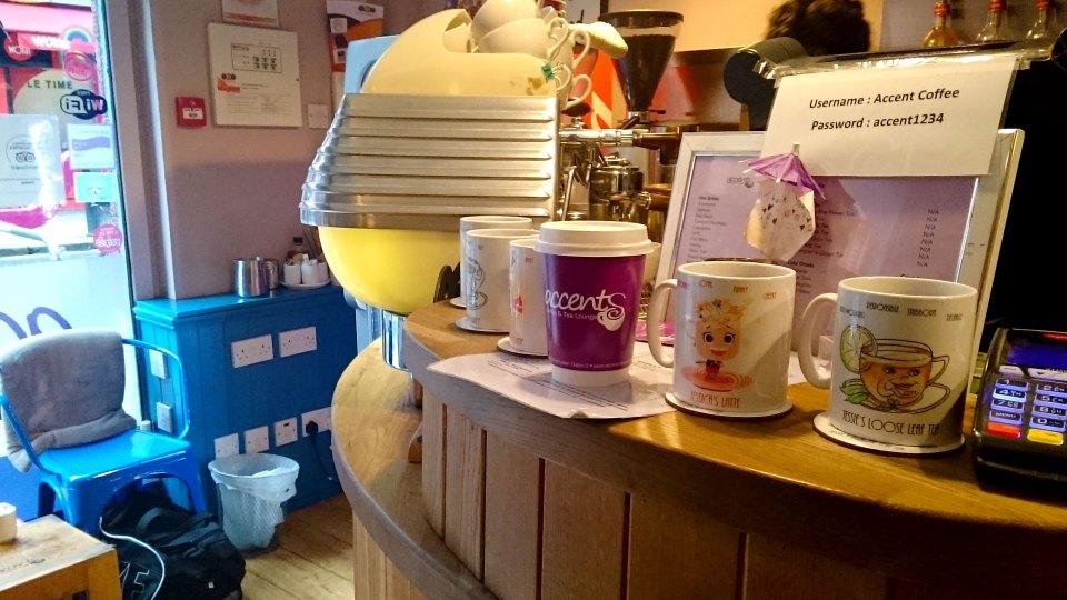 Accents - Coffee & Tea Lounge