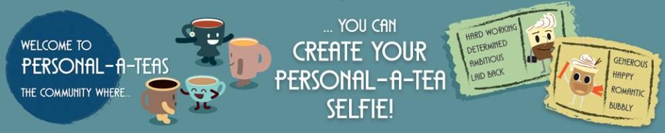 Personal-a-Tea Selfie