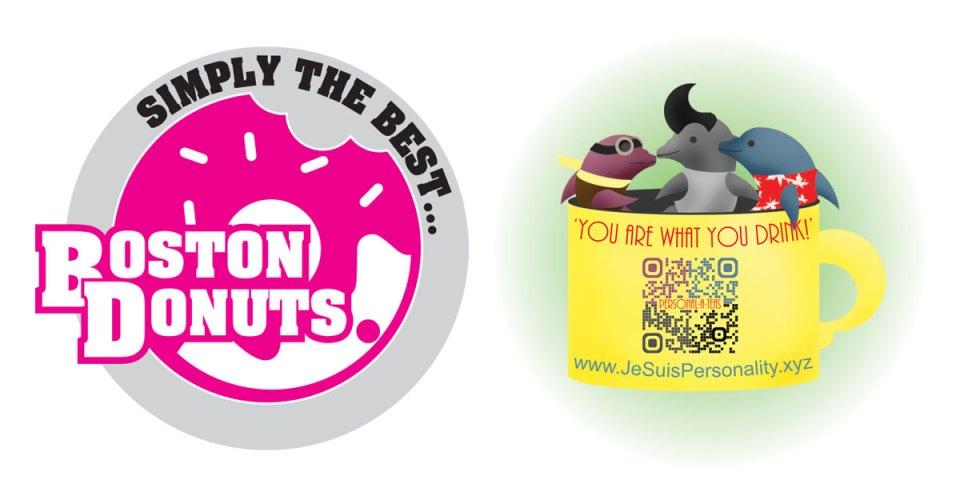 Boston Donuts - Personal-a-Teas