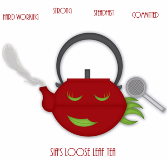 Sia - Some act | Je Suis Personality | Loose Leaf Tea