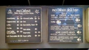McCabes Deli - Townsend Street