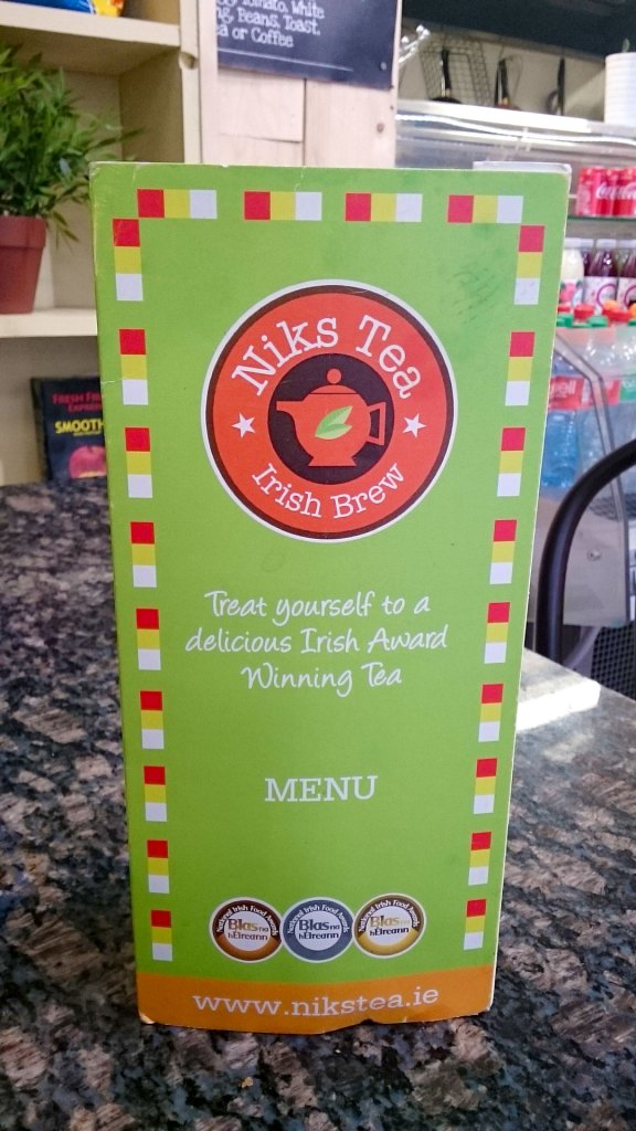 Niks Tea | McCabe's Deli