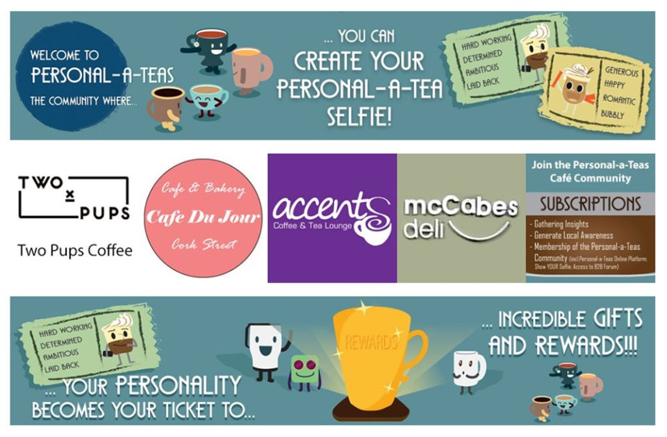 Promoting Your Café through Personality