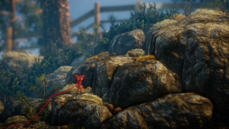 Test Unravel (PS4)