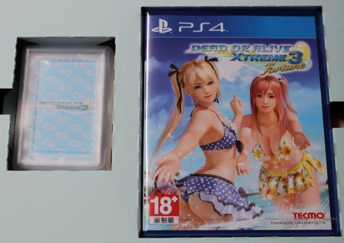 Coffret Collector (Dead or Alive Xtreme 3 Fortune)