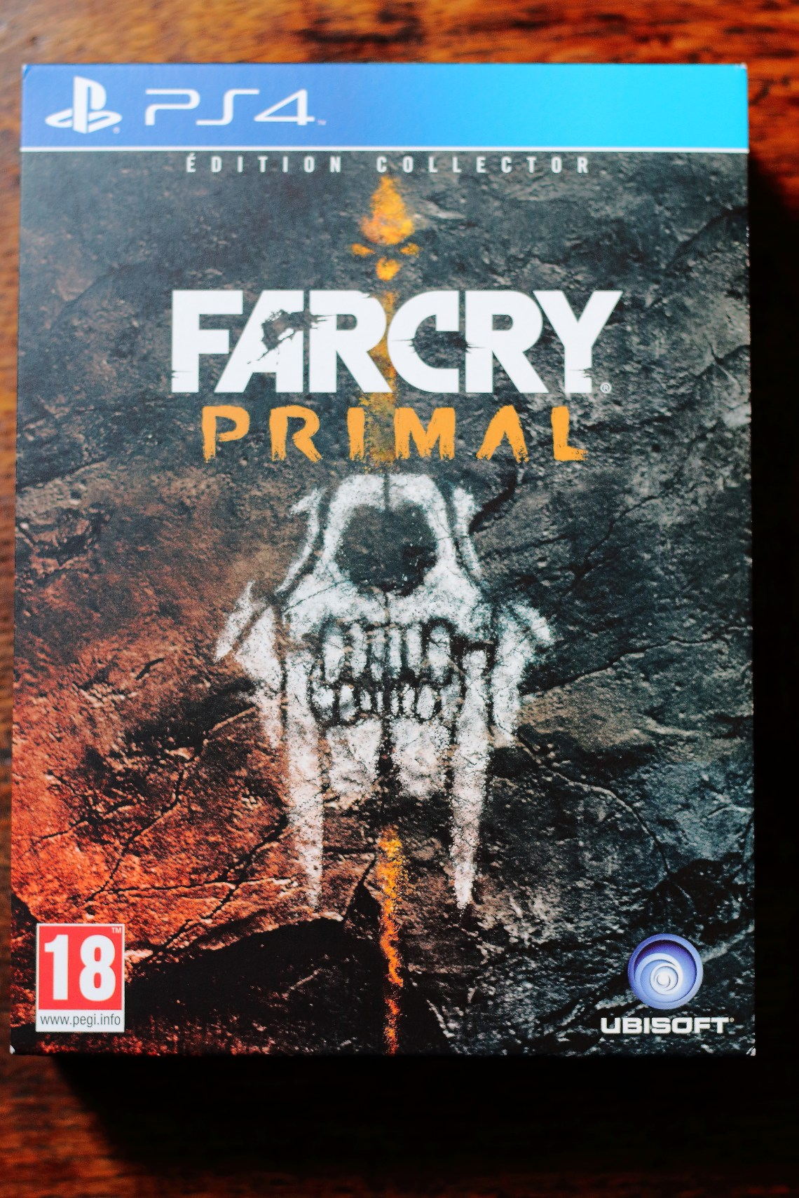 Unboxing édition collector Far Cry Primal
