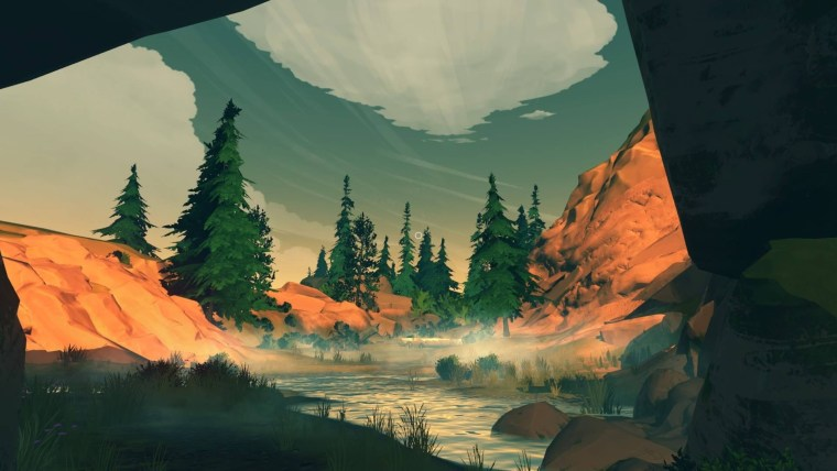 Image Firewatch PS4