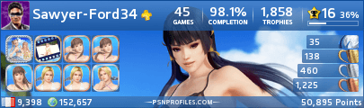 carte trophees dead or alive xtreme 3