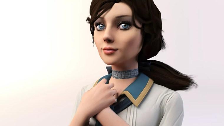 Top 5 des personnages féminins les plus charismatiques sur console playstation : Elizabeth (BioShock Infinite)