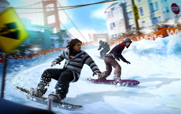 Une chronique dédiée à la musique Rock'n'Roll de Shaun White Snowboarding