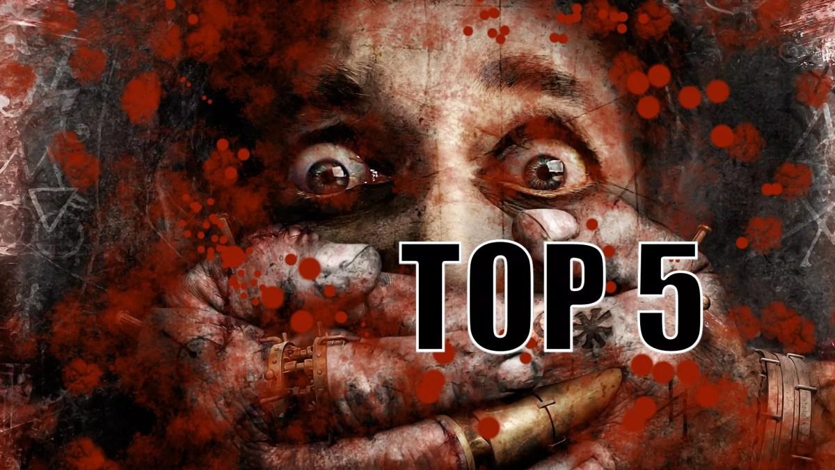 Top 5 des jeux d'horreur immanquables en 2016