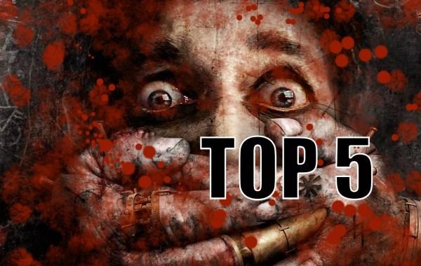 Classement des cinq meilleurs jeux d'horreur attendus pour 2016