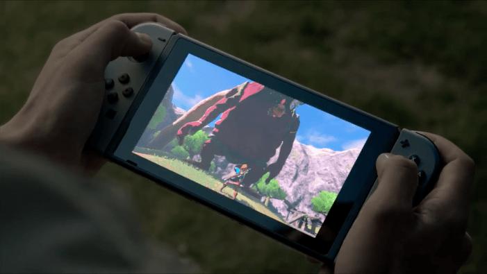 The Legend of Zelda: Breath of the Wild : ce que l'on sait du jeu sur Nintendo Switch