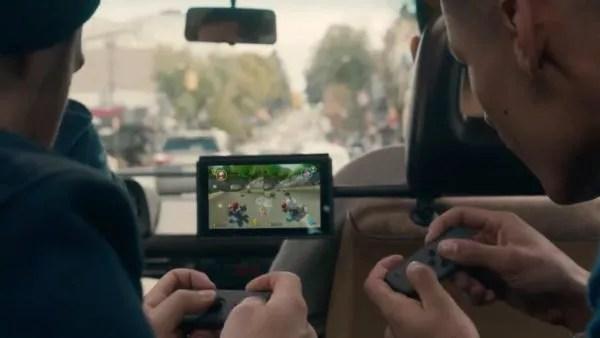Zoom sur Mario Kart (Nintendo Switch)