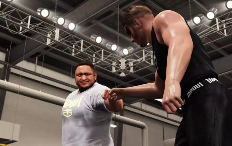 Test de WWE 2K17 sur PS4