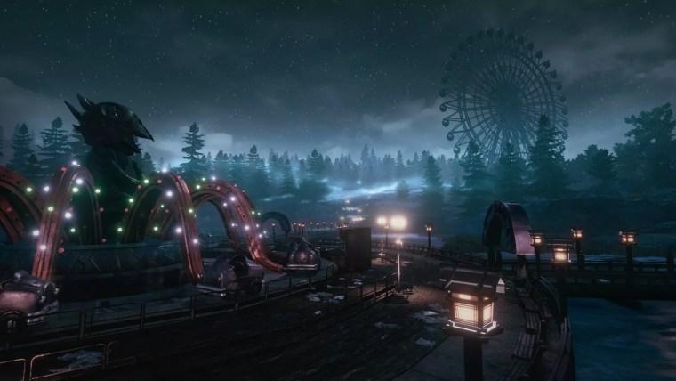 Test de The Park sur PS4