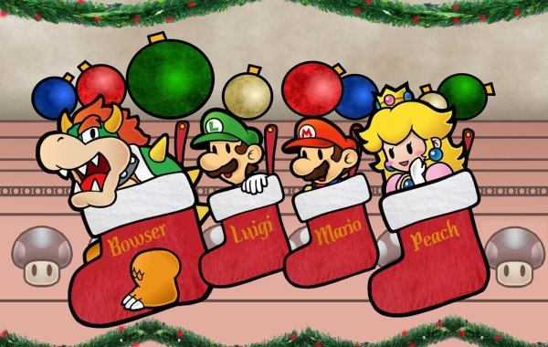 Nintendo StreetPass Holiday