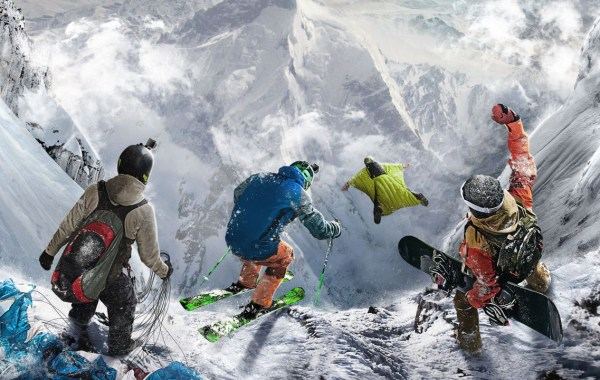 Test de Steep sur Xbox One