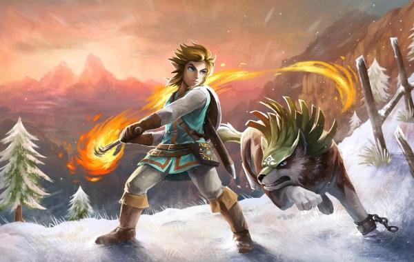 Un nouveau trailer pour The Legend of Zelda : Breath of the Wild