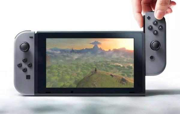 Précommander la Nintendo Switch