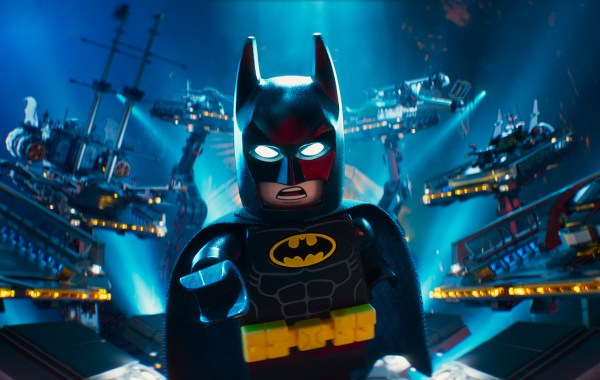 Critique de Lego Batman, Le Film