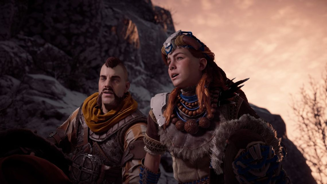 Test de Horizon Zero Dawn (PS4)