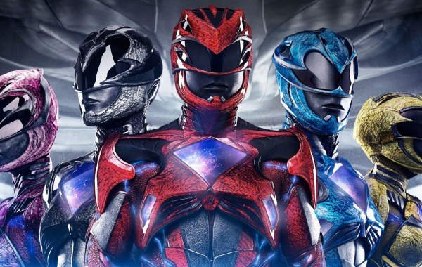 Critique du film Power Rangers (2017)