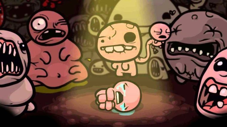 The Binding of Isaac Rebirth sur Nintendo Switch