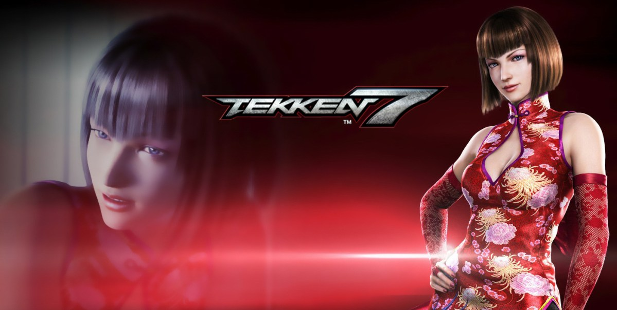Tekken 7 : exit Anna Williams, Lei Wulong, Julia Chang et Zafina !