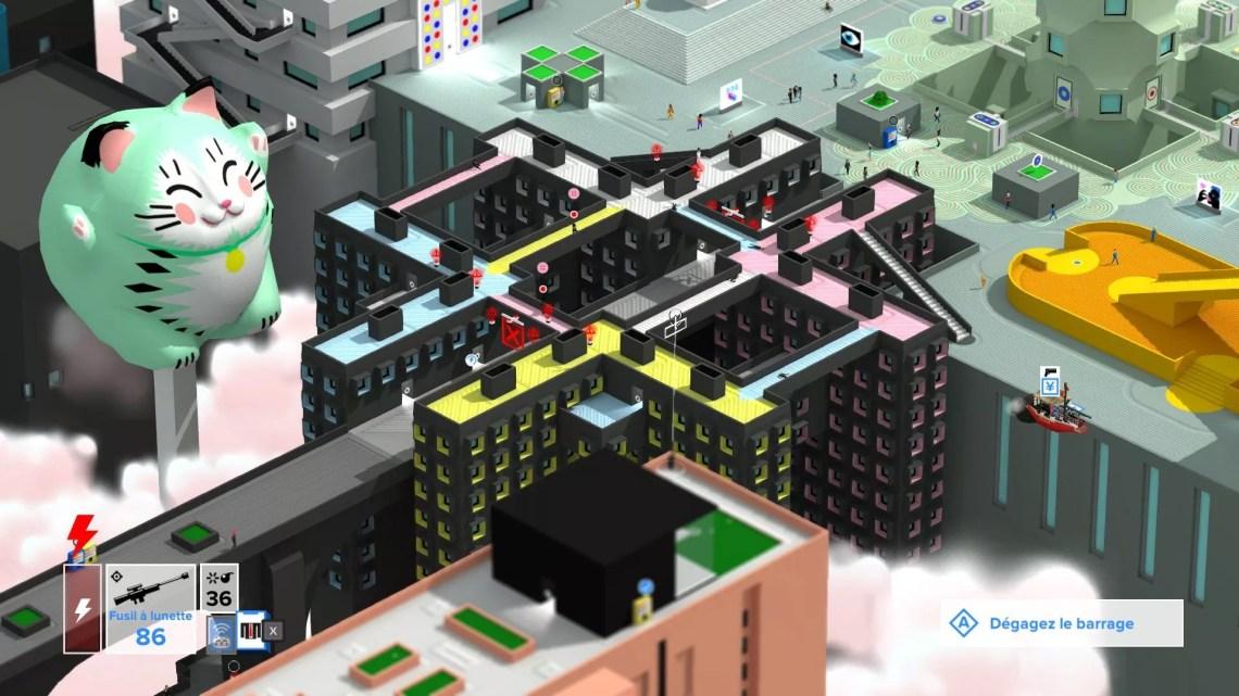 Test de Tokyo 42 (PC)