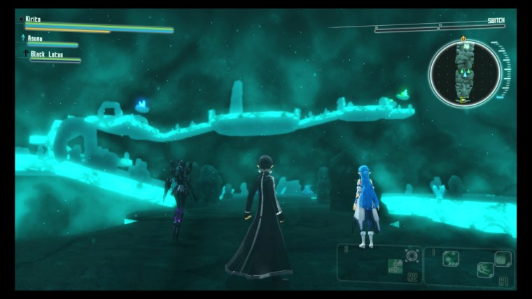 Test de Accel World vs Sword Art Online (PS4)
