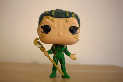 Unboxing de la figurine Funko Pop! de Rita Repulsa (Power Rangers)