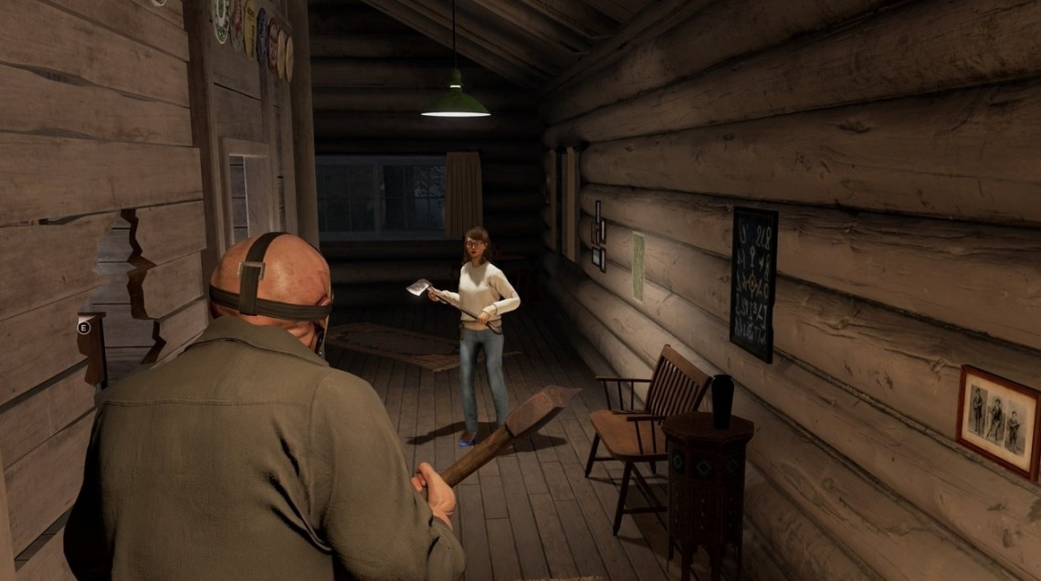 Test de Friday the 13th: The Game