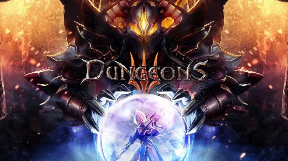 Dungeons 3 : les bonus de précommande se dévoilent sur PC.