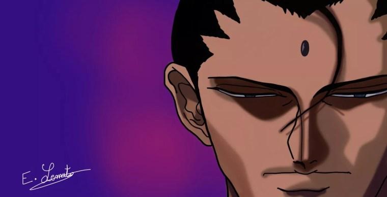 Portrait de Shinobu Sensui