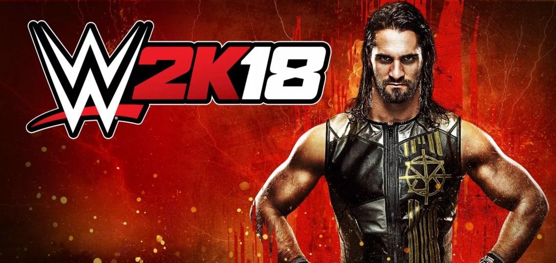 Test de WWE 2K18 (PlayStation 4)