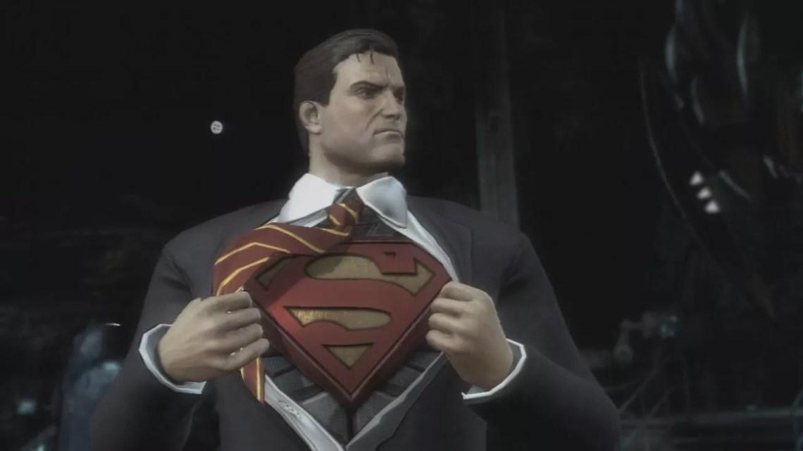Nouveau jeu Superman par Rocksteady