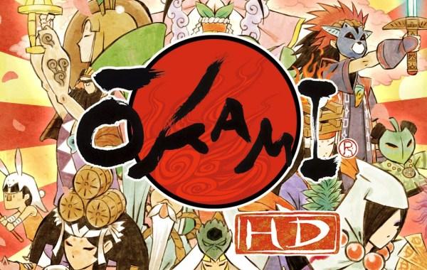 Test d'Okami HD