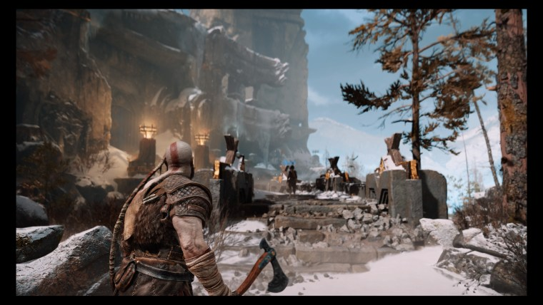 test de God of War