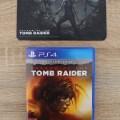 Shadow of the Tomb Raider Édition Croft et l'illustration sur métal