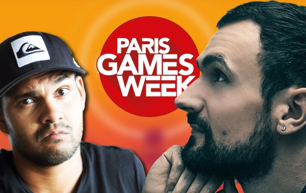 Je suis un gameur.com à la Paris Games Week