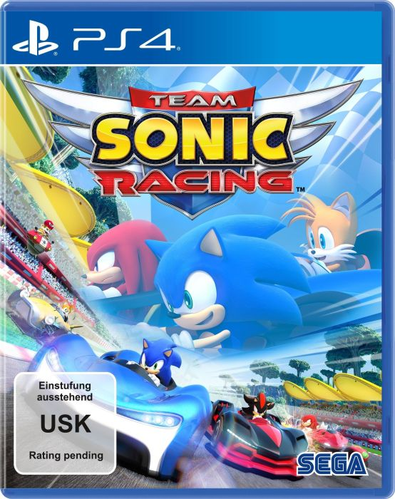 Preview Team Sonic Racing