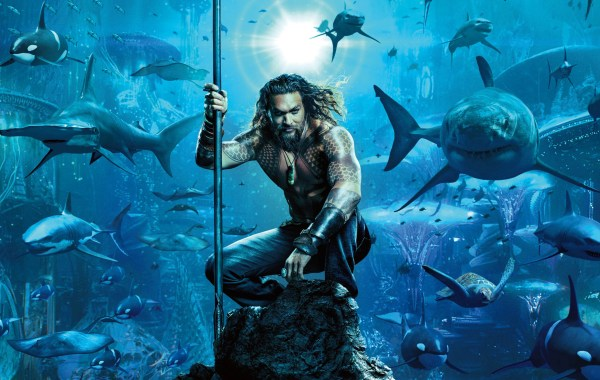 critique d'Aquaman