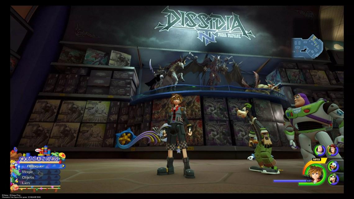 Test de Kingdom Hearts III