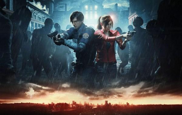 test de Resident Evil 2 Remake