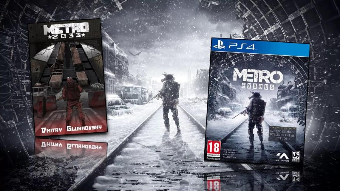 jeu concours Metro Exodus